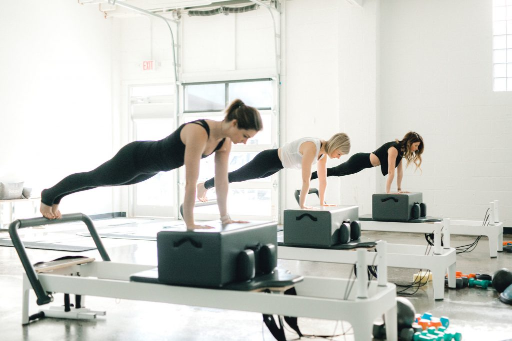 Pilates Group Equipment