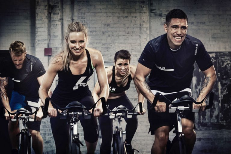 Les Mills Sprint Launches February 1